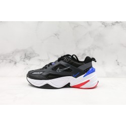Nike Air M2K Tekno Black Blue 36-45
