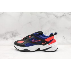 Nike Air M2K Tekno Black Blue Red 36-45