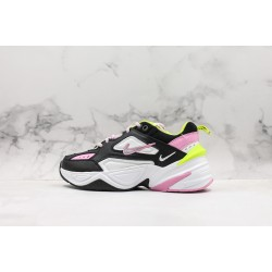 Nike Air M2K Tekno Black Green Pink 36-45