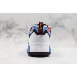 Nike Air Max 200 Blue Black AQ2568-401