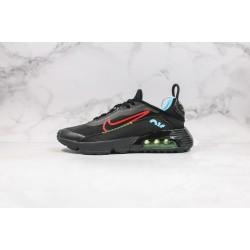 Nike Air Max 2090 Black Red CT7695-006 36-45