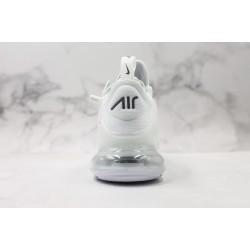 Nike Air Max 270 All White AQ9164-101 36-45