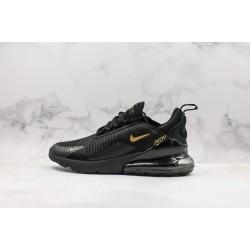 Nike Air Max 270 Black Gold AH8050-007 36-45