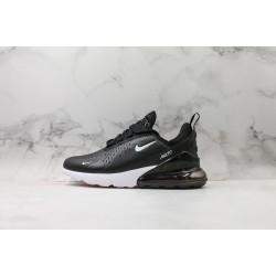 Nike Air Max 270 Black White 36-45