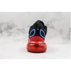Nike Air Max 720 Black Blue Red AO2924-014