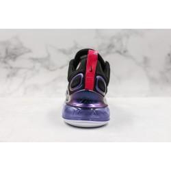 Nike Air Max 720 Black Purple AO2924-042