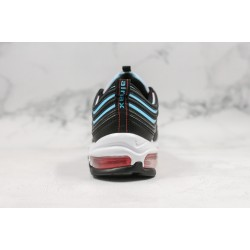 Nike Air Max 97 3M Black Red Blue 36-45
