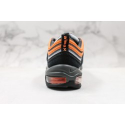 Nike Air Max 97 Black Orange 921522-013 36-45