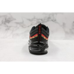 Nike Air Max 97 Black Red 923288-001 36-45