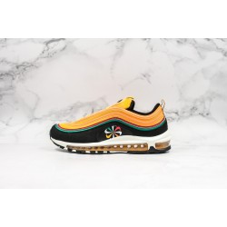 Nike Air Max 97 Black Orange CK9399-001 36-45