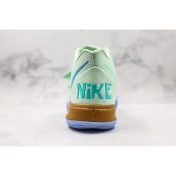 SpongeBob x Nike Kyrie 5 Green Blue 36-45