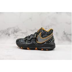 Nike Kyrie 5 Black Orange 36-45