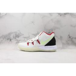 Nike Kyrie 5 White Green Black AV7917-991 36-45