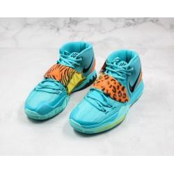 Nike Kyrie 6 Blue Orange BQ4631-300 36-45