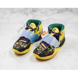 Nike Kyrie 6 CNY Yellow Blue Black CD5029-700 36-45
