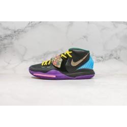 Nike Kyrie 6 Black Blue Purple 36-45