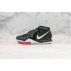 Nike Kyrie 6 Black White Red 36-45