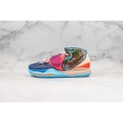 Nike Kyrie 6 Blue Pink CQ7634-403 36-45
