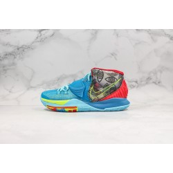 Nike Kyrie 6 Blue Red 36-45