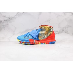 Nike Kyrie 6 Blue Red Gold CQ7634-409 36-45