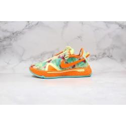 Nike PG 4 EP Orange Blue CD5086-700 36-45