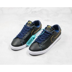 Nike SB Blazer Low GT Black Blue BQ6389-001