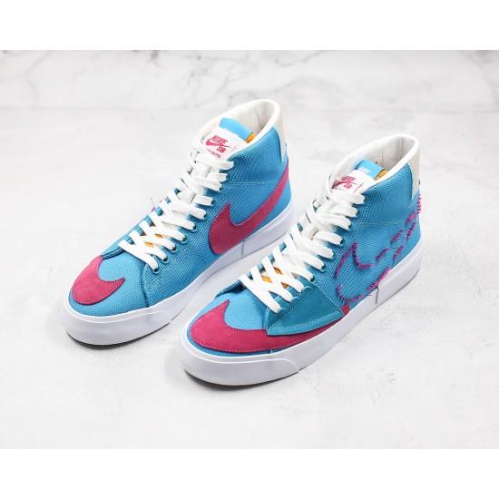 Nike SB Blazer Mid Edge Blue Pink CI3833-400