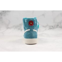 Nike SB Zoom Blazer Mid Blue White 864349-406