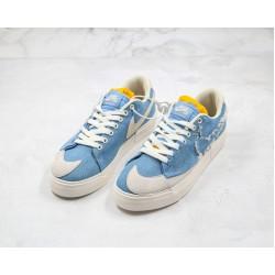 Nike SB Zoom Blazer Mid Edge Blue White CI3833-410
