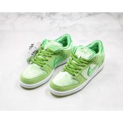 StrangeLove x Nike SB Dunk Low Green