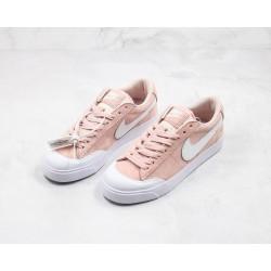 Superme x Nike SB Blazer Zoom Low XT Pink White