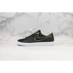 Clot x Nike SB Blazer Low All Black CJ5842-100