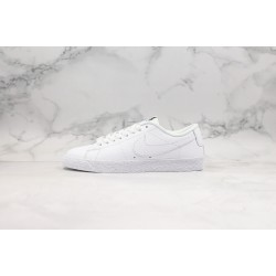 NBA x Nike SB Blazer SB Low All White AR1576-114