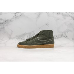 Nike SB Zoom Blazer Mid Decon Green Bown 864349-300