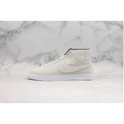 Nike SB Zoom Blazer Mid Gray White 864349-00