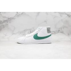 Nike SB Zoom Blazer Mid Prm White Green CJ6983-100