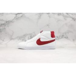 Nike SB Zoom Blazer Mid White Red