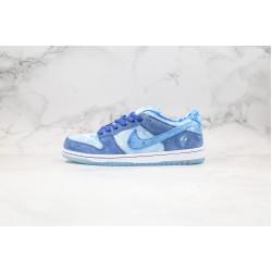StrangeLove x Nike SB Dunk Low Blue