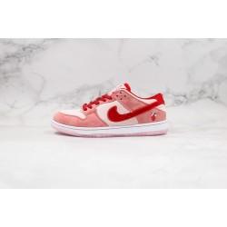 StrangeLove x Nike SB Dunk Low Pink Red CT2552-800