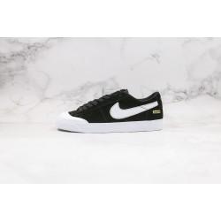 Superme x Nike SB Blazer Zoom Low XT Black White