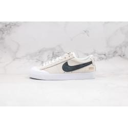 Superme x Nike SB Blazer Zoom Low XT White Black