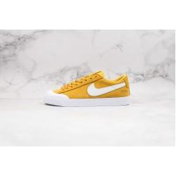 Superme x Nike SB Blazer Zoom Low XT Yellow White