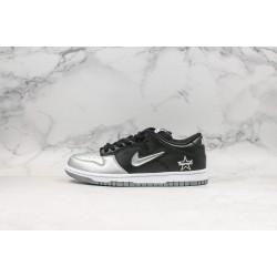 Supreme x Nike SB Dunk Low ZG Black Silver