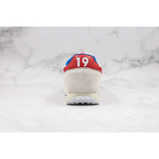 Nike Waffle Gray Red 36-45