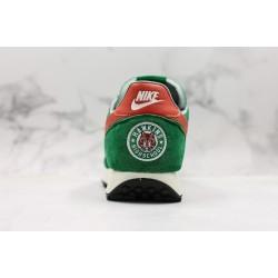 Nike Waffle Green Orange 36-45