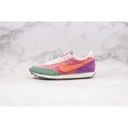 Nike Waffle Pink Green Orange Purple DA1471-683 36-45