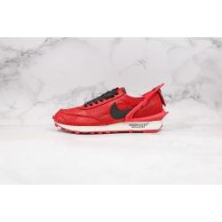 Nike Waffle Red Black CJ3295-900 36-45