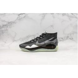 Nike Zoom KD 12 EP Black White AR4230-109 36-45