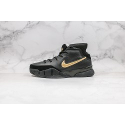 Nike Zoom Kobe 1 Protro Black Gold 40-46