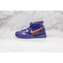 Nike Zoom Kobe 1 Protro Purple Orange 40-46